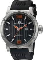 Oceanaut Men's OC2113 Spider Analog Display Quartz Watch