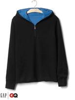 Gap x GQ Saturdays New York City reversible sweater