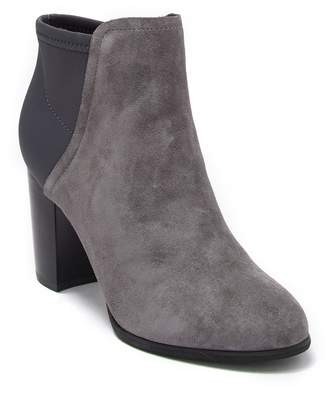 Vionic Whitney Leather Ankle Bootie