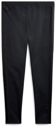 Ralph Lauren Striped Stretch Cotton Legging