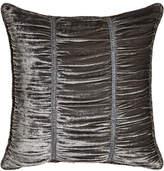 Dian Austin Couture Home Penthouse Suite European Shirred Velvet Sham