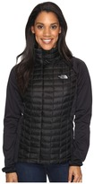 The North Face ThermoBall Hybrid Full Zip ) Women's Coat