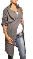 Purpless Maternity Pregnancy Cardigan 9001