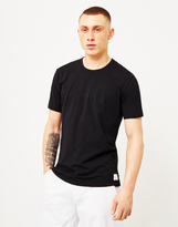 Calvin Klein Underwear 2 Pack Slim Fit T-Shirts Black