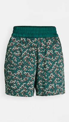 Scotch & Soda Printed Shorts