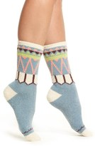 Free People Orian Plush Socks
