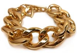 Thalia Sodi Gold-Tone Large Link Bracelet, Created for Macy's