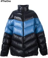 Raf Simons oversize down jacket