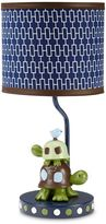 NoJo Alligator Blues Lamp and Shade
