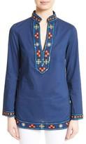 Tory Burch Women's Embellished Tory Tunic