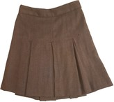 Banana Republic Anthracite Wool Skirt for Women