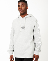 Billionaire Boys Club Vehicles Raglan Pop-Over Hoodie Grey