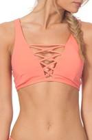 Rip Curl Women's Strappy Halter Bikini Top