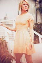 Kenny Penny Pocket Dress in Coral