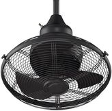 Pottery Barn Extraordinaire Indoor/Outdoor Ceiling Fan, Matte Black