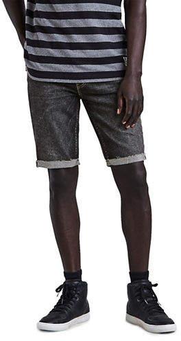 Levi's 511 Slim Cut-Off Bloke Shorts