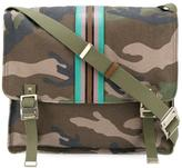 Valentino Garavani Valentino camouflage messenger bag - men - Cotton/Leather - One Size