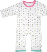 Baby Soy Organic Pattern One Piece (Baby) - Bird-3-6 Months