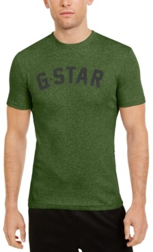 G Star Men's Arced Logo T-Shirt, Created for Macy's