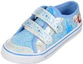 "Disney Frozen Girls ""Ice Glow"" Low-Top Sneakers"
