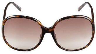Givenchy 63MM Round Sunglasses
