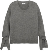 Madewell Cotton-blend Sweater - Gray