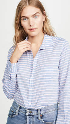 Frank And Eileen Barry Long Sleeve Buttondown