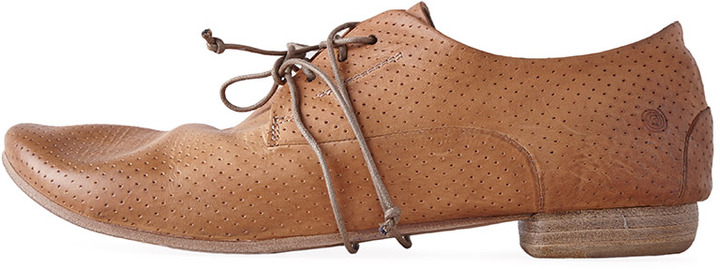 Marsèll lupin perforated oxford