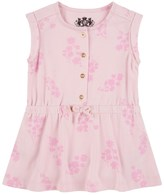 Juicy Couture Outlet - BABY KNIT VERANDA FLORAL DRESS