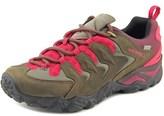 Merrell Chameleon Shift Vent Gtx Women Round Toe Leather Hiking Shoe.