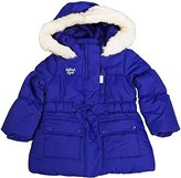 Osh Kosh Little Girls Winter Jacket, Purple 3800
