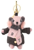 Burberry Thomas cashmere bear charm