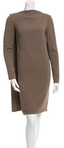 Calvin Klein Collection Casual Long Sleeve Dress w/ Tags