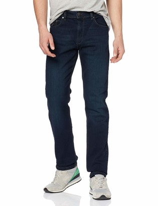 Bugatti Men's 3280D-16640 Loose Fit Jeans