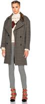 Isabel Marant Friso Show Pardessus Jacket