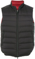 Herno classic down gilet