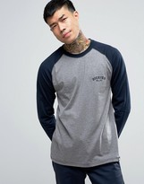 Dickies Raglan Long Sleeve T-Shirt