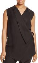 Marina Rinaldi Galleria Wrap Vest