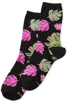 Hot Sox Neon Palms Socks
