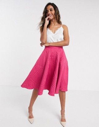 Closet London skirt in pink