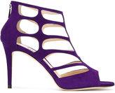 Jimmy Choo 'Ren 85' sandals - women - Leather/Suede - 37
