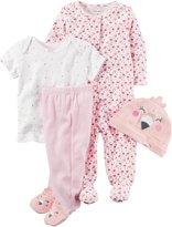 Carter's Baby Girls Multi-Pc Sets 126g582