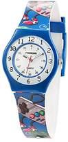 Freegun ee5173 – Boys 'Watch – Analogue Quartz – White Dial – Bracelet Multicolor Plastic