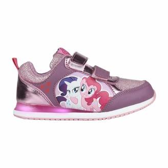 Cerdá Cerda Girls' My My Little Pony Low-Top Sneakers Purple (Lila C05) 1 UK