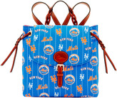 Dooney & Bourke MLB Mets Flap Backpack