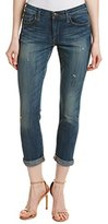 True Religion Women's Audrey Slim Boyfriend in Haze