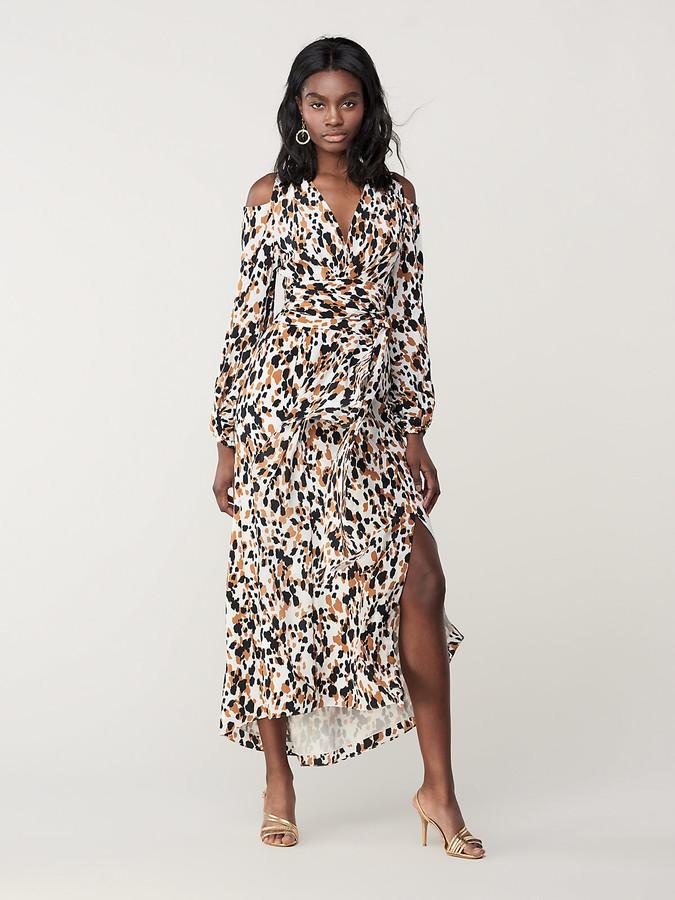 b6fedf957b7c6 Diane von Furstenberg Crepe Dresses - ShopStyle