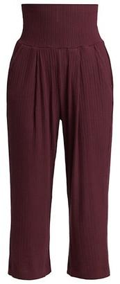 NSF Russ High-Rise Pleated Pants