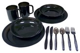 Coleman ; 2 Person Dinner Set Colors May Vary