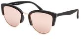 Full Tilt Regal Cateye Sunglasses